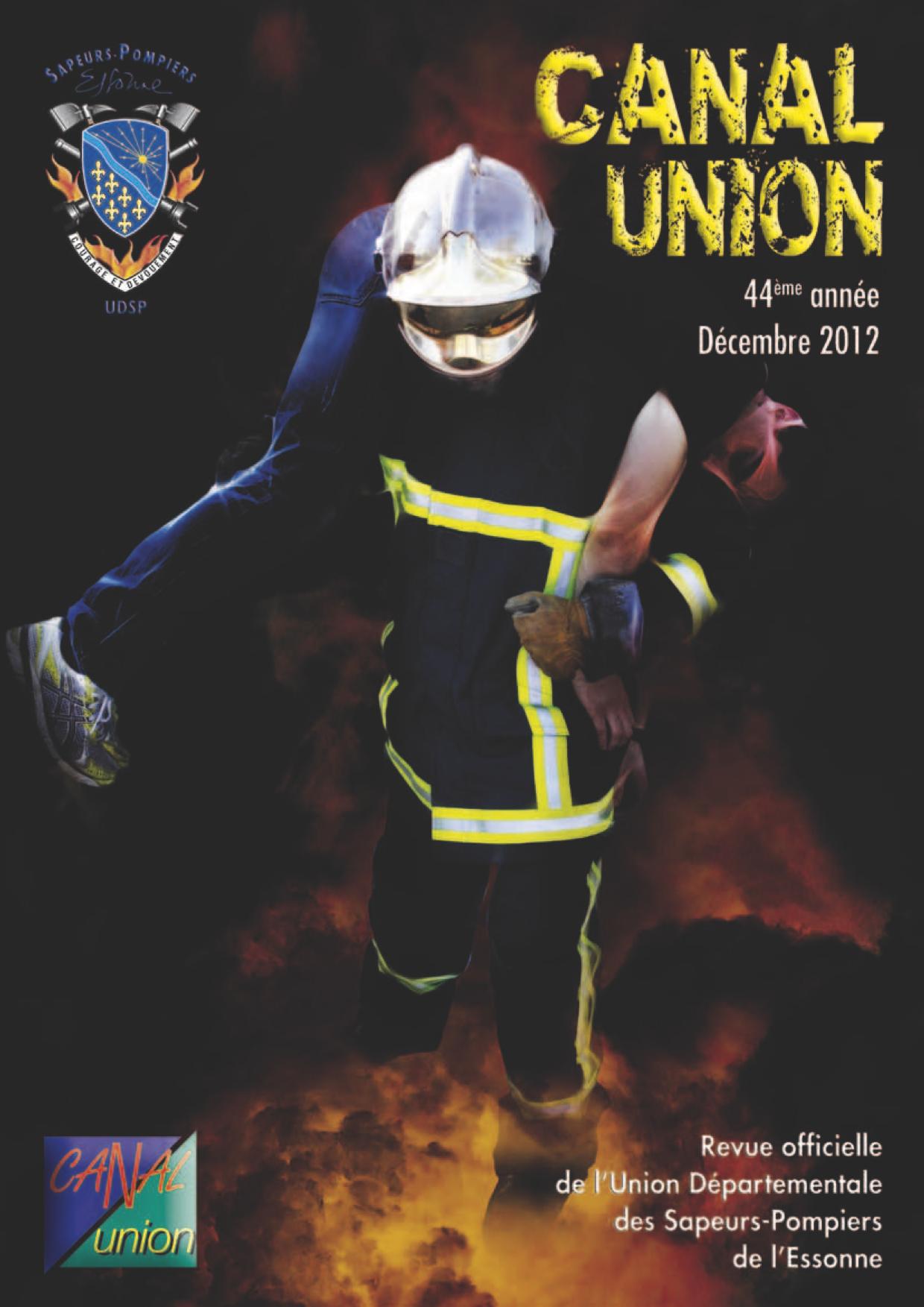 Consultez le CANAL UNION 2012