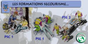 FORMATIONS UDSP