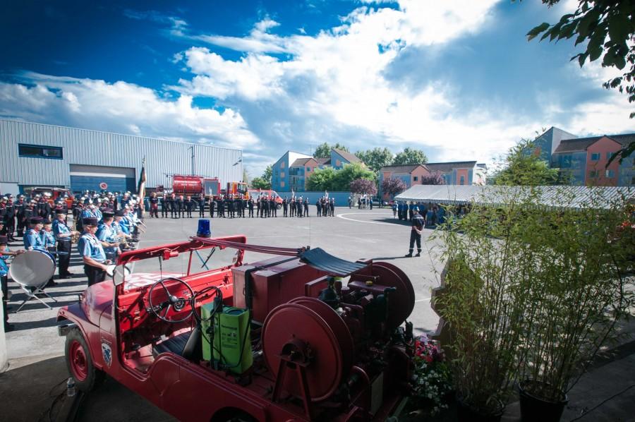 La JNSP s'est tenue sous un grand soleil le 14 juin 2014 au CSP Corbeil Essonnes qui fete cette année ses 200 ans d'existence. L'occasion pour nos Autorités de saluer […]