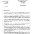 Retrouvez ci-joint, le courrier adressé par le président au ministre de l'intérieur le 2 avril dernier, afin de lui exprimer la position de la FNSPF sur la situation des SPV […]