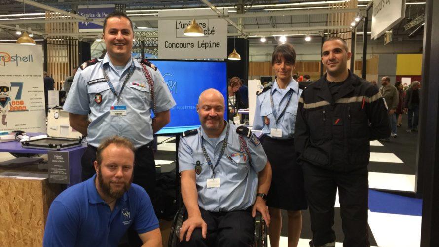 L'Union Départementale de l'Essonne soutien le sergent chef Dimitri MARQUES COIMBRA du SDIS 13 qui présente ses innovations au concours Lepine 2019  La difficulté des personnes en situation de […]